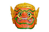 Thai Mask — Stock Photo