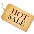 Sale Tag — Stock Photo #30087301