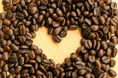 Koffiebonen — Stockfoto