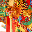 Chinese dragon — Stock Photo #37157651