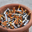 Cigarette addiction — Stock Photo #38204789