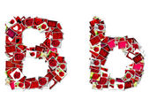 Font (love collection) — Foto de Stock