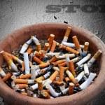Stop Cigarette addiction — Stock Photo #47666335