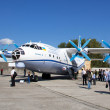 Antonov An-12 - Foto de Stock  