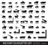 Military — Stockvector
