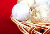 Christmas background — ストック写真