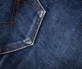 Textura de los pantalones vaqueros — Foto de Stock