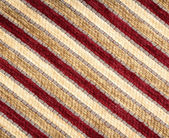 Striped fabric texture — ストック写真