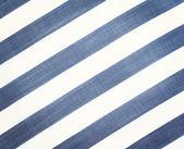 Striped fabric texture — 图库照片