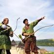 Archers - Stock Photo