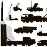 Постер, плакат: Military Anti air