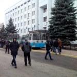 Постер, плакат: Revolution in Khmelnytsky Ukraine