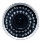 Video surveillance camera — Stock Photo #26018911