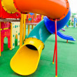 Colorful Playground - Lizenzfreies Foto