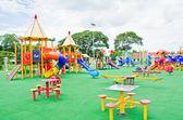 Colorful Playground — Stock Photo