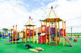 Colorful Playground — Foto Stock