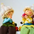 Stock Photo: Twin doll