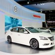 Постер, плакат: Nissan Sylphy car