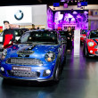 The Mini Cooper car — Lizenzfreies Foto