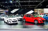 Mazda car — Stock Photo