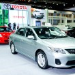 Toyota Corolla Altis car — Stock Photo