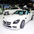 The BRABUS 800 Coupe - Basis Mercedes-Benz CL car — Stock Photo