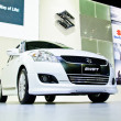Постер, плакат: The Suzuki Swift car