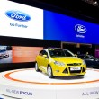 Постер, плакат: The Ford Focus car