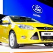 The Ford Focus car — Stock Photo