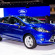 The Ford Fiesta car — Stock Photo