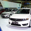 Stock Photo: Proton Preve' car