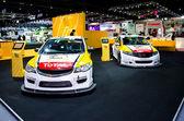 The Sport Racing car — Stock Photo