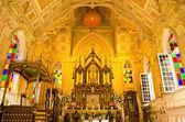 Niwet thamma pravat templo, ayutthaya, tailandia. — Foto de Stock