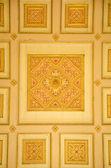 Patroon van plafond. — Stockfoto