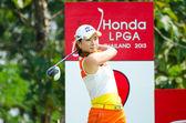 Honda LPGA Thailand 2013 — Stock Photo