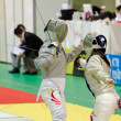 Asian Junior & Cadet Fencing Championships 2013 - Stock Photo