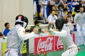 Asian Junior & Cadet Fencing Championships 2013 — Stock Photo