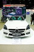 The BRABUS SLK B 25 S car — Stock Photo