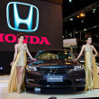 Постер, плакат: The Honda Accord car