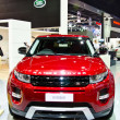 Постер, плакат: The Range Rover EVOQUE car