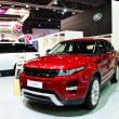 Stock Photo: Range Rover EVOQUE car