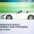 BMW Z4 sDrive20i Highline car — Stock Photo #23255876
