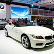 The BMW Z4 sDrive20i Highline car — Stock Photo