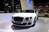 The Bentley Continental GT Speed car — Stok fotoğraf