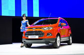 The Ford Ecosport car — Foto Stock