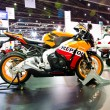 Постер, плакат: The Honda CBR 1000 RR motorcycle