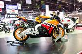 Motociclo honda cbr 1000 rr — Foto Stock