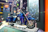 The Harley-Davidson Road King motorcycle — 图库照片