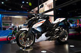 The Kawasaki Z 1000 motorcycle — Foto de Stock