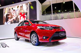 The Toyota all new vios ca — Stock Photo